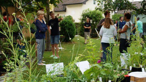 Tag der offenen Gartentür am 10. Juni
