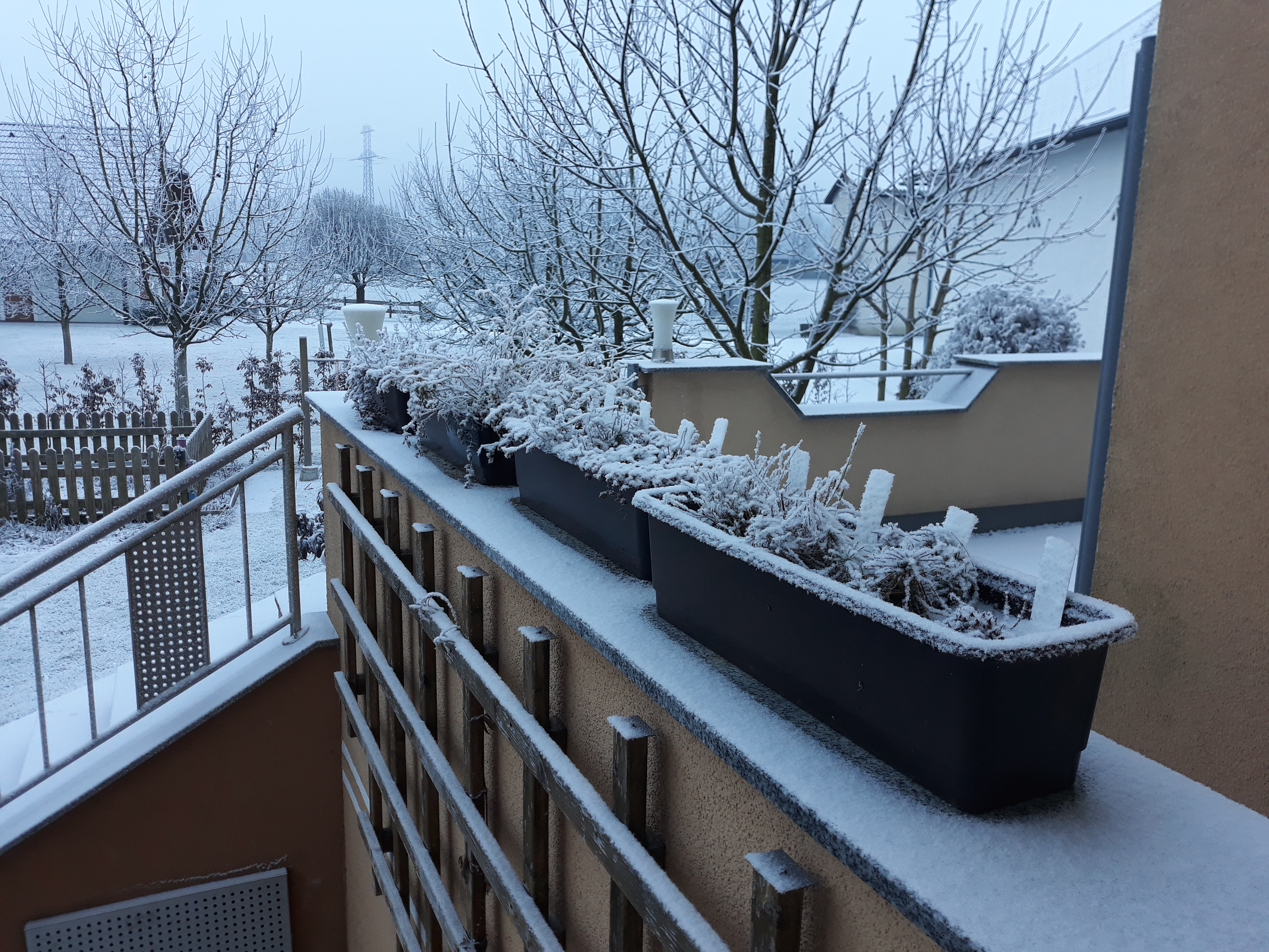 Winterpause ade!