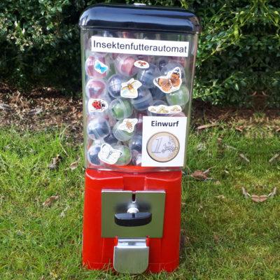 Tisch-Insektenfutter-Automat